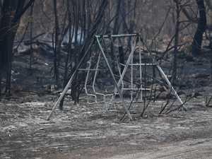 PHOTOS: Devastation from the fireground