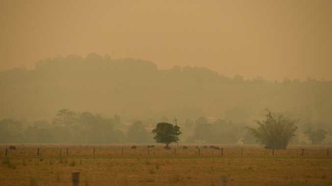 Smoky skies prompt health warning for asthmatics