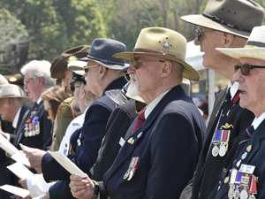 Remembrance Day, Toowoomba 2019