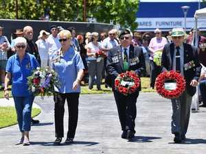 Remembrance Day Hervey Bay 2019