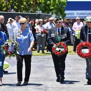 Remembrance Day Hervey Bay 2019 - Fraser Coast Chronicle