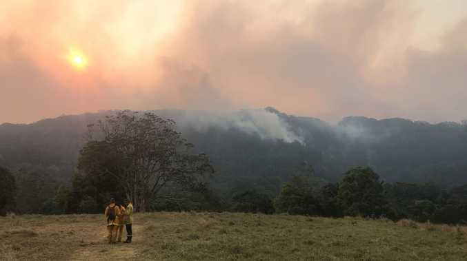 FIRE UPDATES: What you need to now right now
