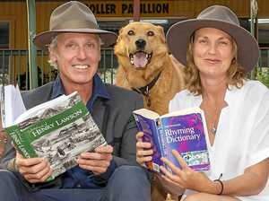Thrills and spills and poetical skills at Bangalow show