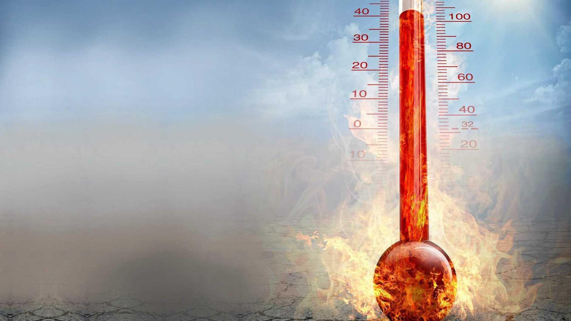 Temperatures soar this week.