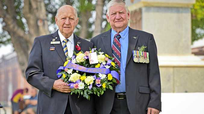 City pauses to remember our heroes for Remembrance Day