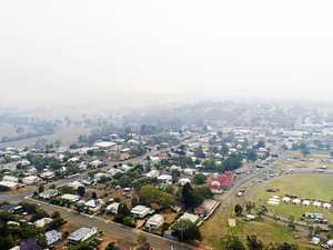 Residents urged to stay indoors due to poor air quality
