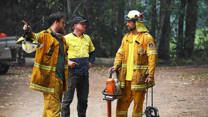 UNPRECEDENTED FIRE DANGER: 'The rainforest is burning'