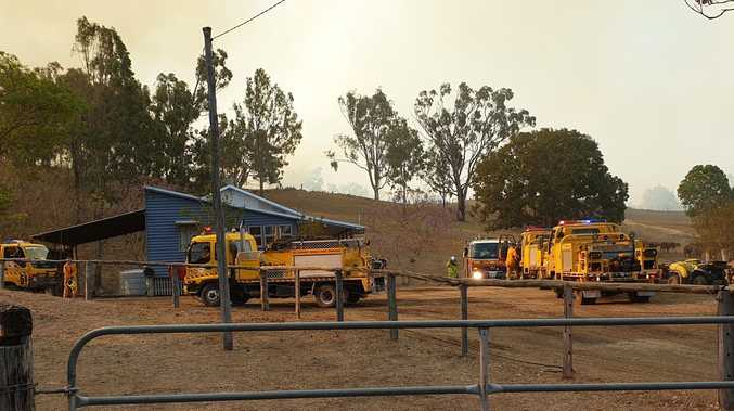 Reinforcements arrive ahead of horror fire weather