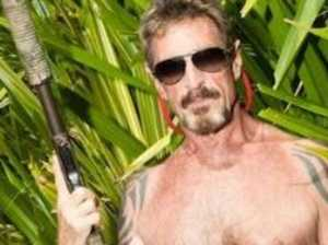 Sex, gun and drug-fuelled antivirus mogul McAfee on the run