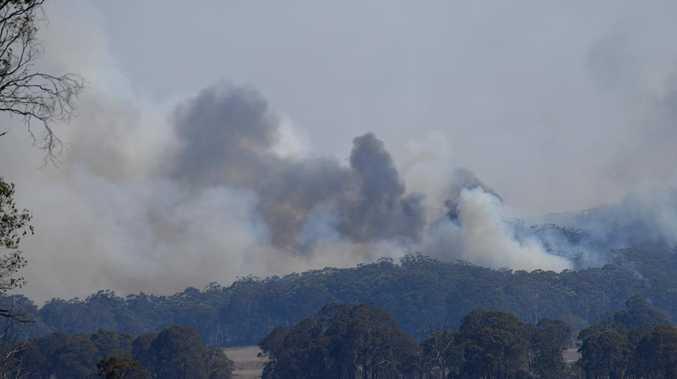 Asthma warning as smoky haze blankets NSW