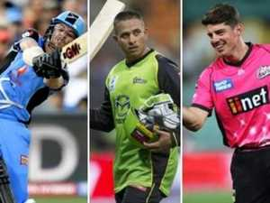 Predicted Big Bash teams for opening round