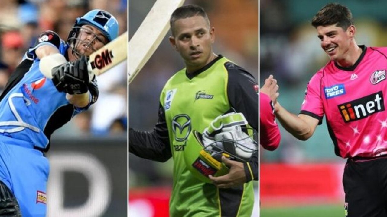 Predicted Big Bash teams for BBL09.