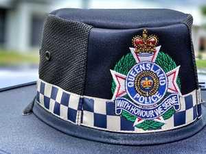 Drunk woman rubs cop's crotch