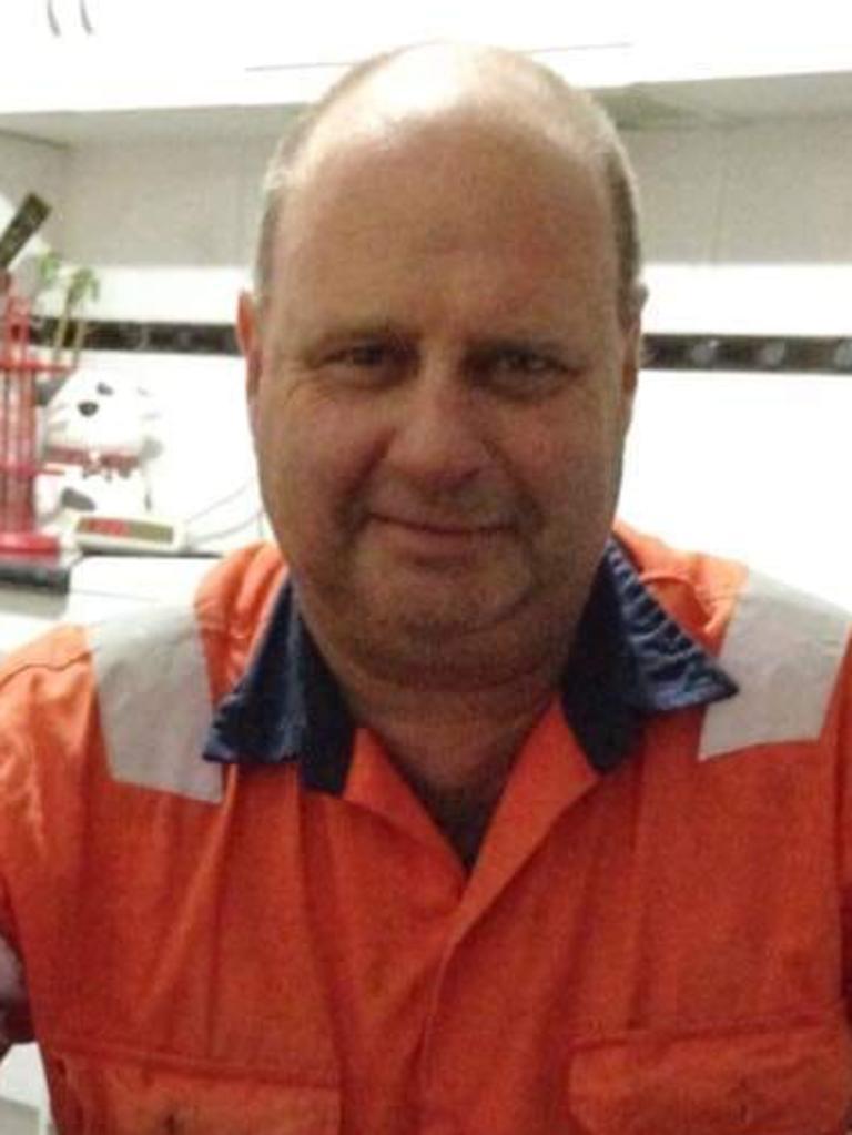 Marsden murder victim Peter Ward
