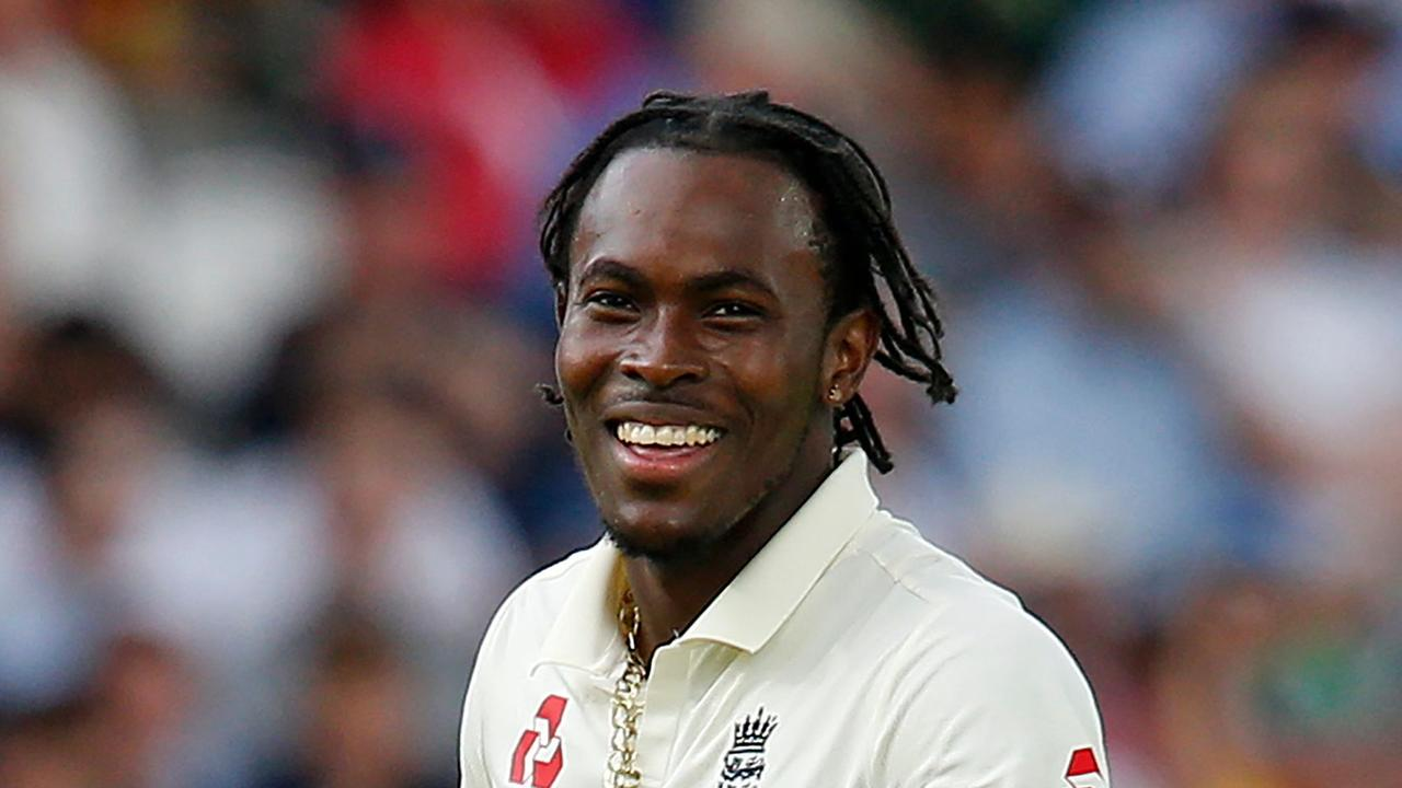 Jofra Archer has broken his silence over his smile after Steve Smith was floored by a bouncer.