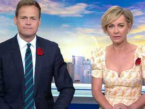 Today addresses show's awkward absence