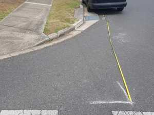 is this a dangerous park? P-plater asks why he was fined