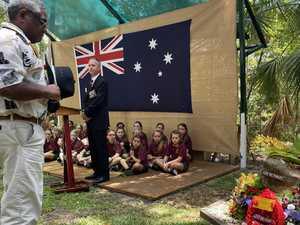Nurse honoured as war hero