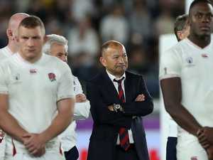 Eddie Jones wants to coach NRL club