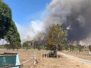 FIRE UPDATE: Livingstone roads re-open