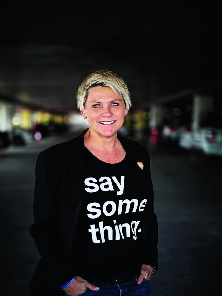Rachel Downie is Queensland's entrant in the 60th annual Australian of the Year awards.