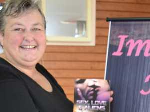 Q AND A: Inside the head of a romance novel author