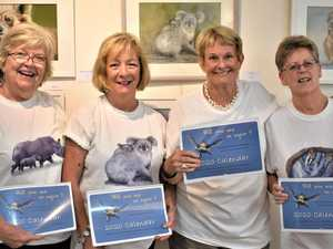 Sales hot for wildlife calendar