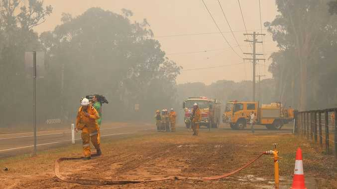 Firefighters brace for worst as hot, dry conditions escalate