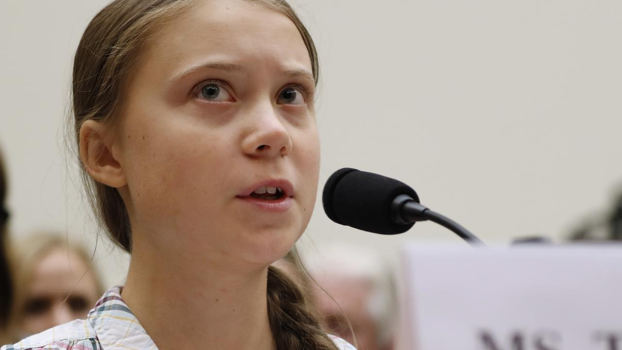 A letter writer gives his thoughts on Greta Thunberg.