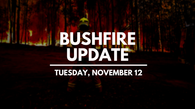 FIRE UPDATE: Everything you need to know