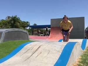 New skate park opens in Mackay