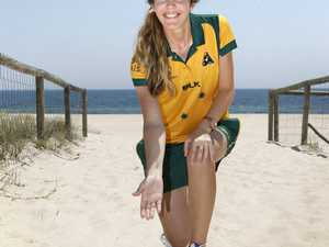 BOWLED OVER: Tweed Heads Bowls Club player Chloe