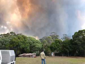 NSW RFS Commissioner: 'Danger is not over yet'