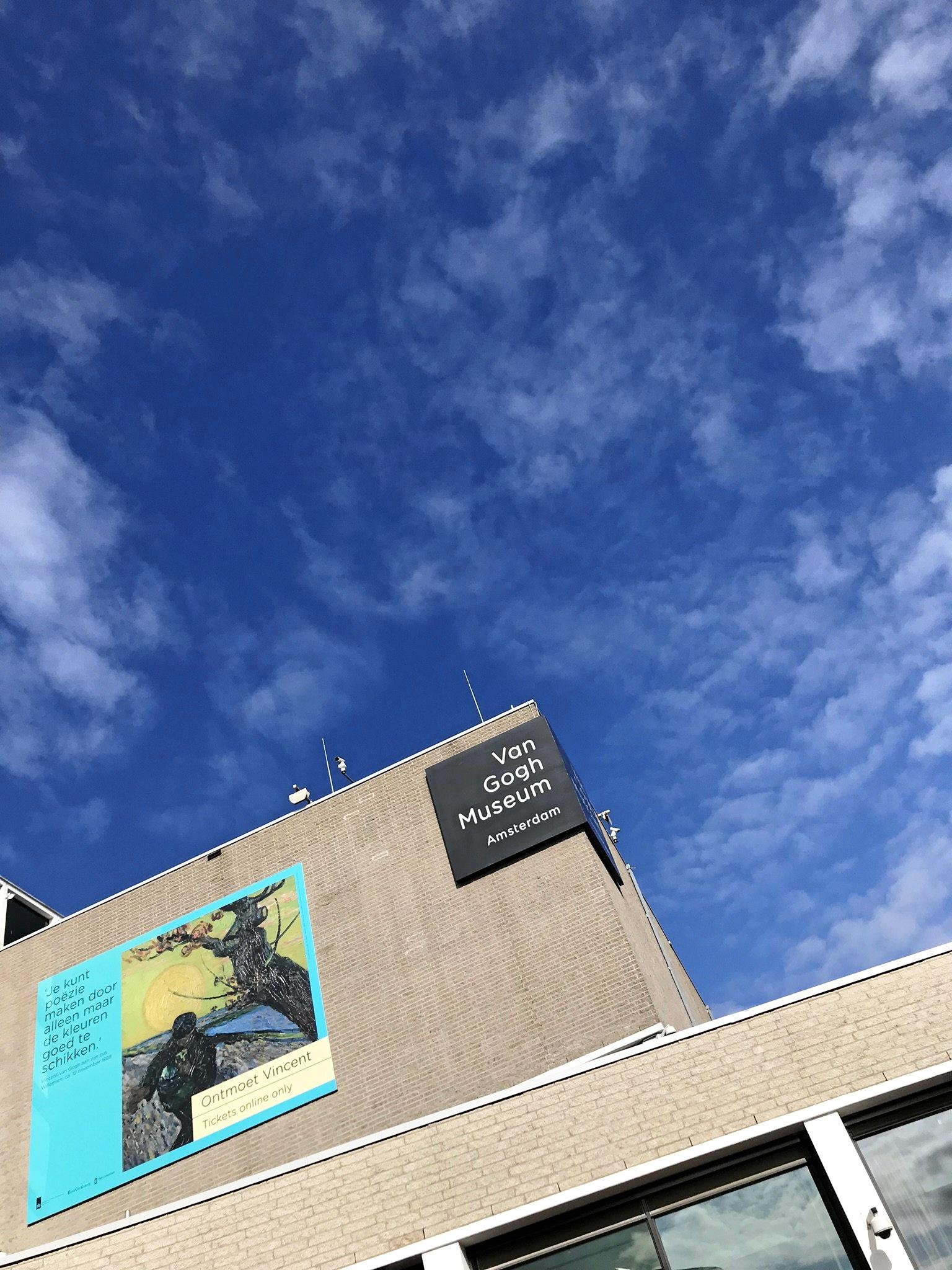 The Vincent Van Gogh Museum celebrates the special genius of one of the world's best-known artists.