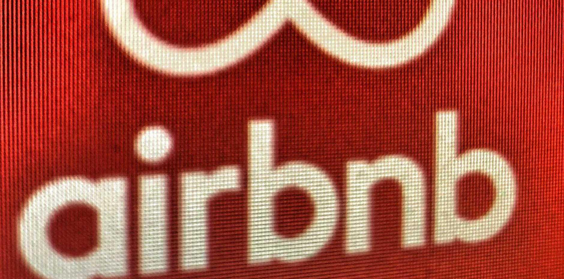 SHARING ECONOMY: AirBnB logo