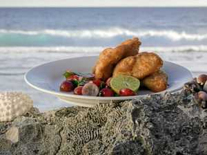 Peter Kuruvita's best ever beer batter just right for summer