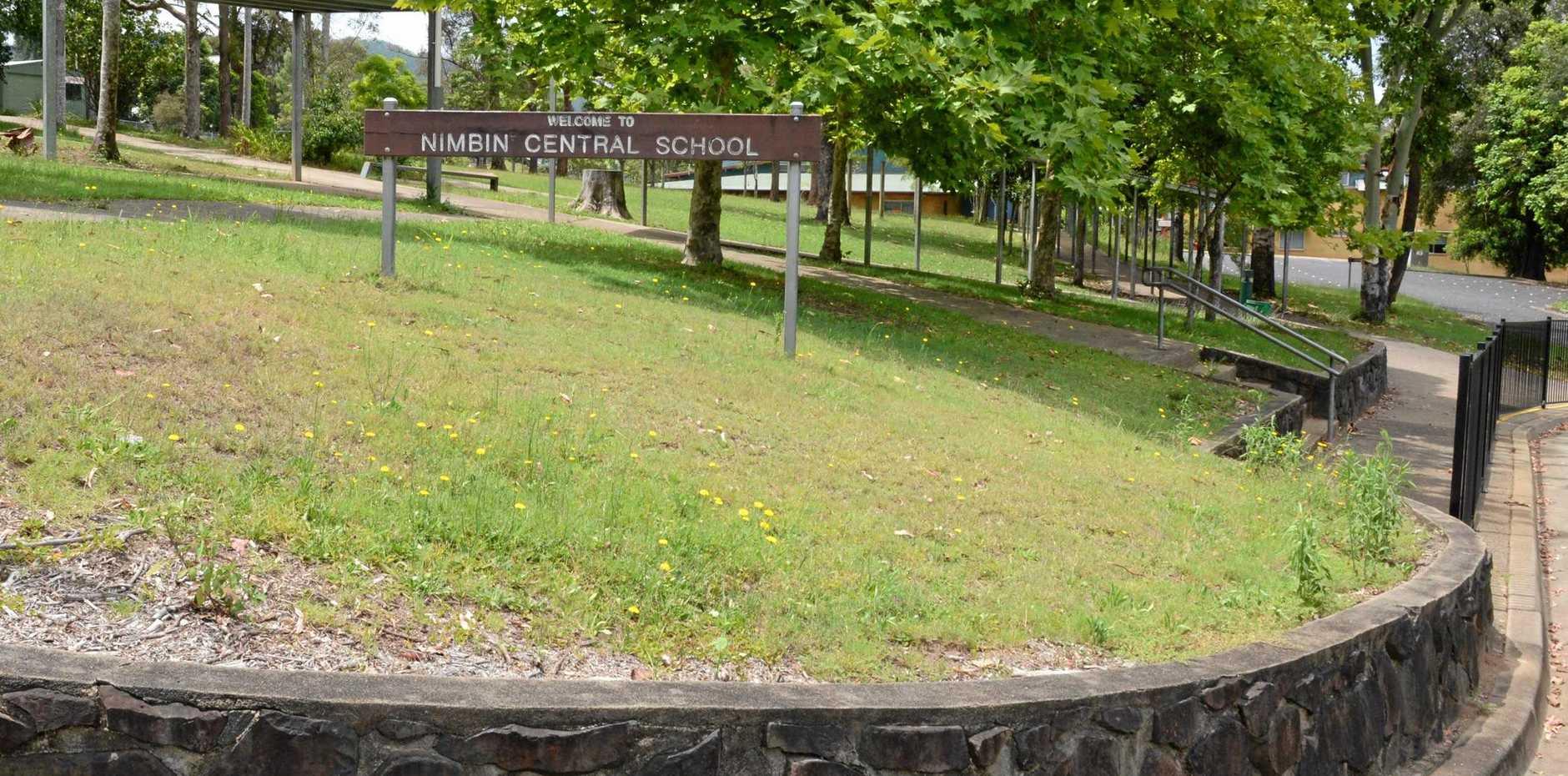 ON THE LIST: Nimbin Central School.