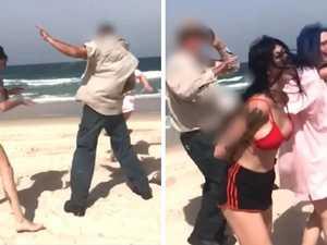 Bikini-clad woman in brutal park ranger island attack
