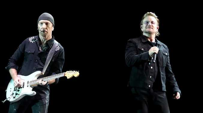 Australia's special relationship with U2