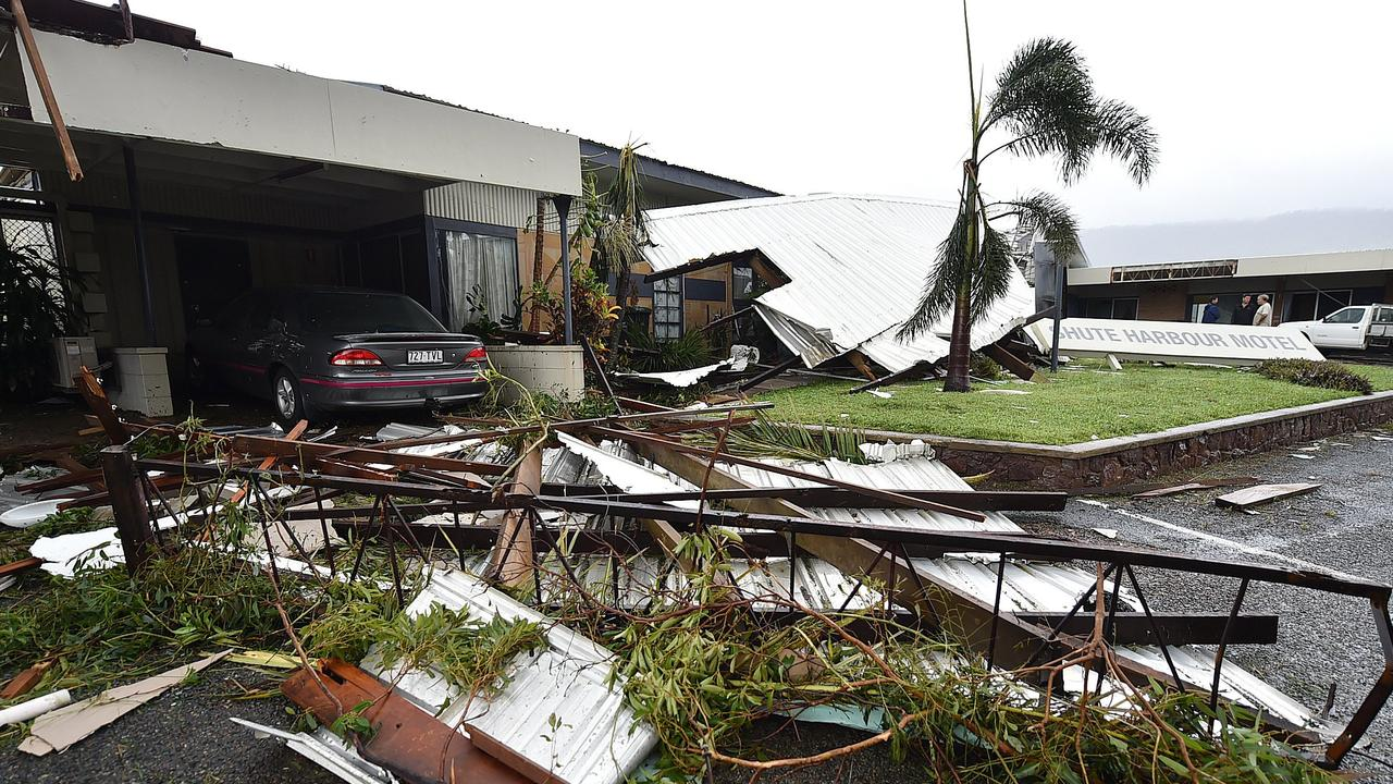 Natural disasters such as Cyclone Debbie cannot be avoided in the Mackay and Whitsunday regions.
