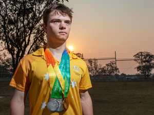 This Lockyer teen has gold, silver Aussie medal to his name