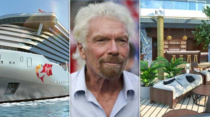 Sir Richard Branson brings adults-only cruise to Aussies