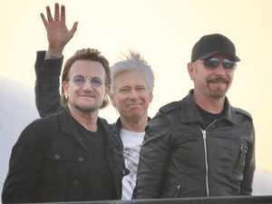 Sneak peek: U2's set list ahead of Brisbane concert