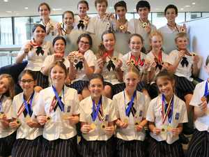 St Andrew's students win international slam of mind games