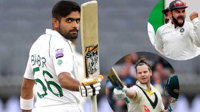 Hussey: Pakistan star who's joined Smith, Kohli level