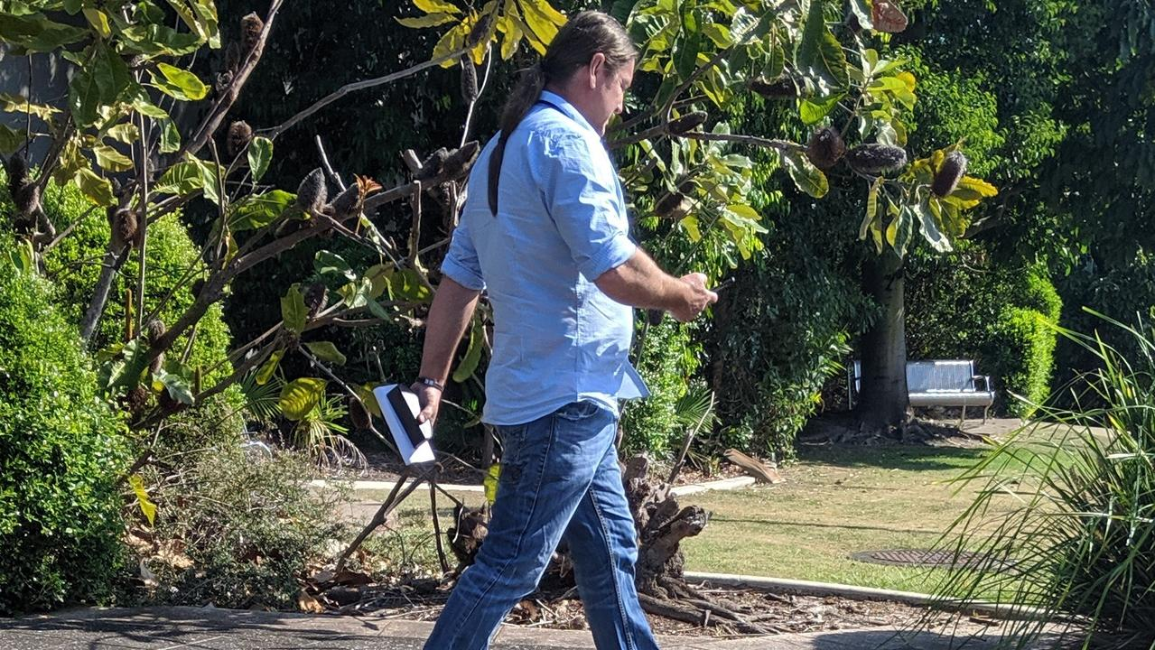 Matt Stephen Cody received a hefty fine after two dogs, one declared menacing, escaped his Peachester property and attacked another dog and elderly man.
