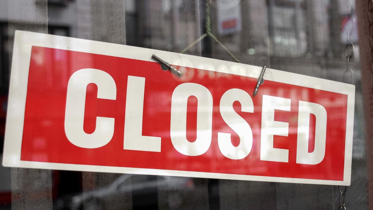 SHUT: The Clinton Chefs has closed.