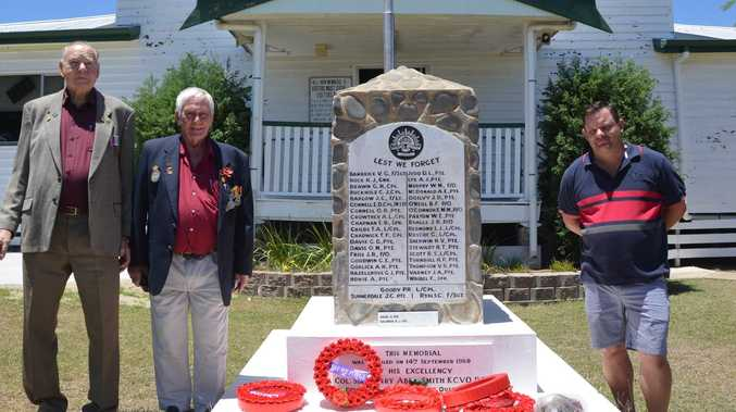 How Monto commemorated: Remembrance Day 2019
