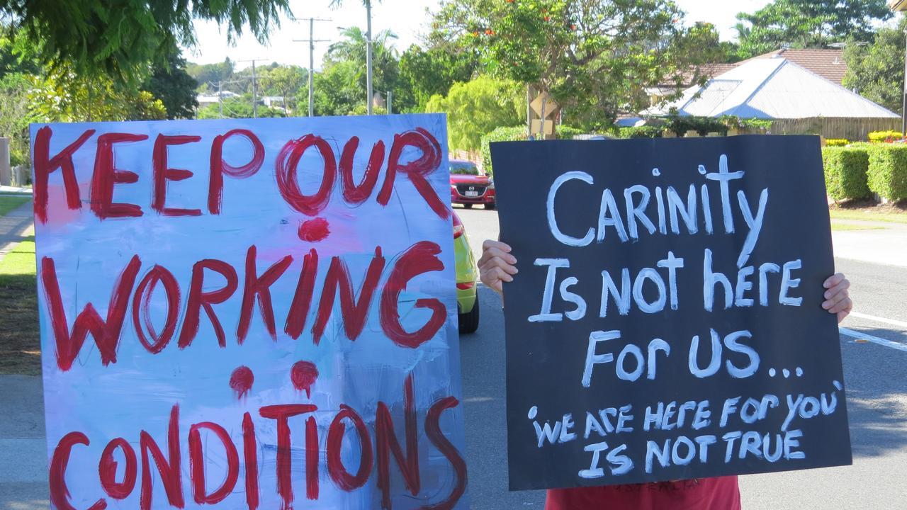 STRIKE ACTION: Four Schools from the Bundaberg region will take part in a strike next week. Photo: Kristy Muir