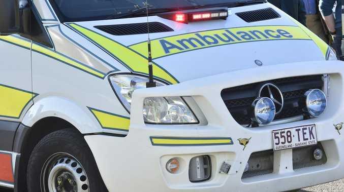 One injured, traffic blocked after peak-hour Mwy crash